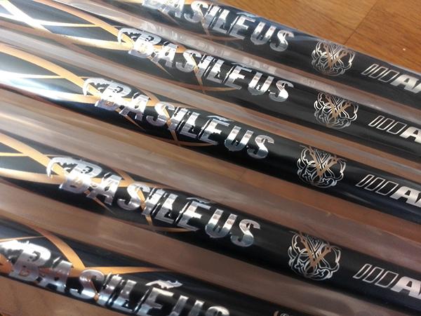 バシレウス 2015 AAA 限定500本モデル