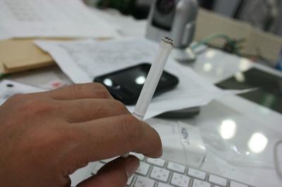 禁煙薬チャンピックス服用2日目