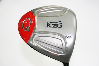 KZG Q ドライバーを使って来ました。